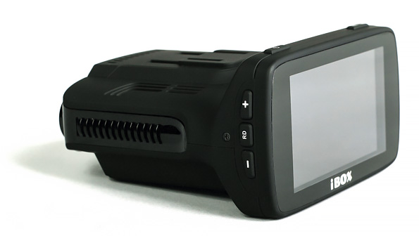 Видеорегистратор IBOX COMBO F5 в Уссурийске